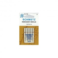 Schmetz Domestic Embroidery Needles 90/14