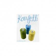 Colour Chart - WonderFil - Konfetti