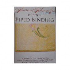 DVD - Sharon Schamber - Piped Binding