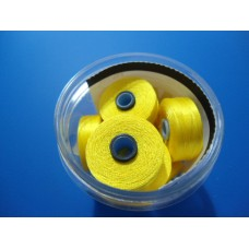 "Bobbins Bright Yellow(M) ""New"""