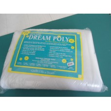Quilt Batting Pack - Quilters Dream Poly - King
